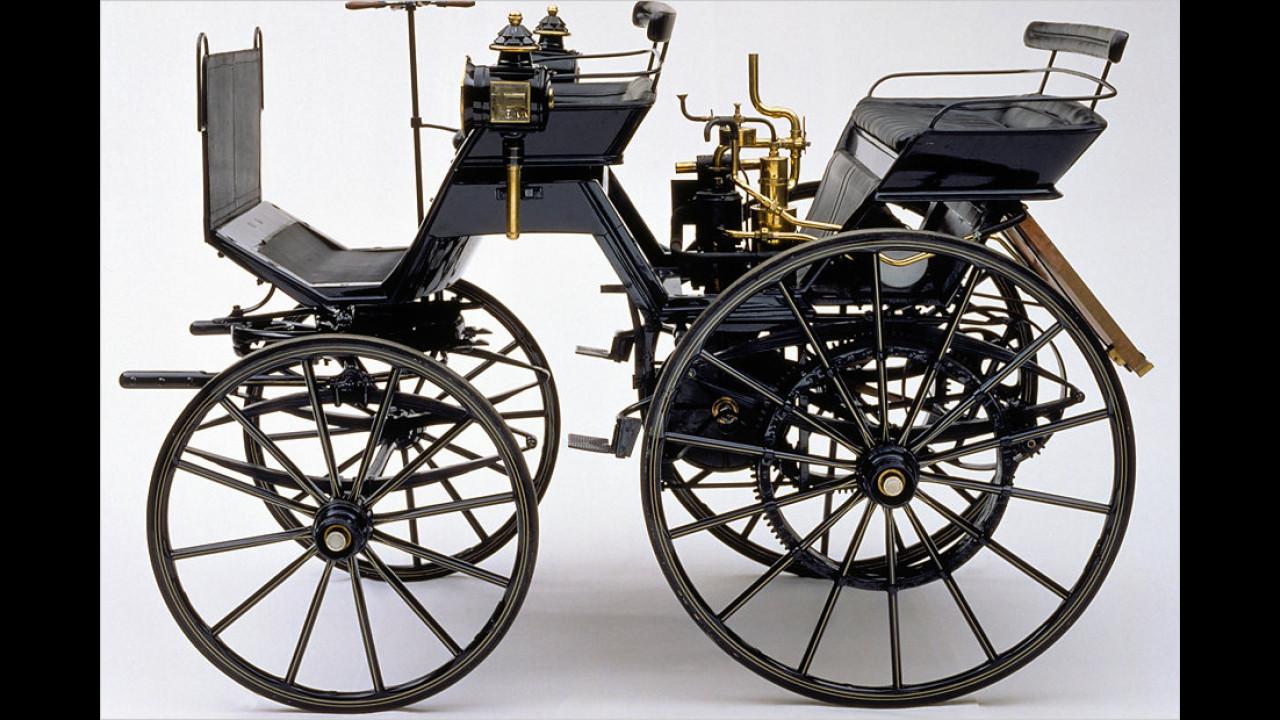 Daimler-Motorkutsche (1886)