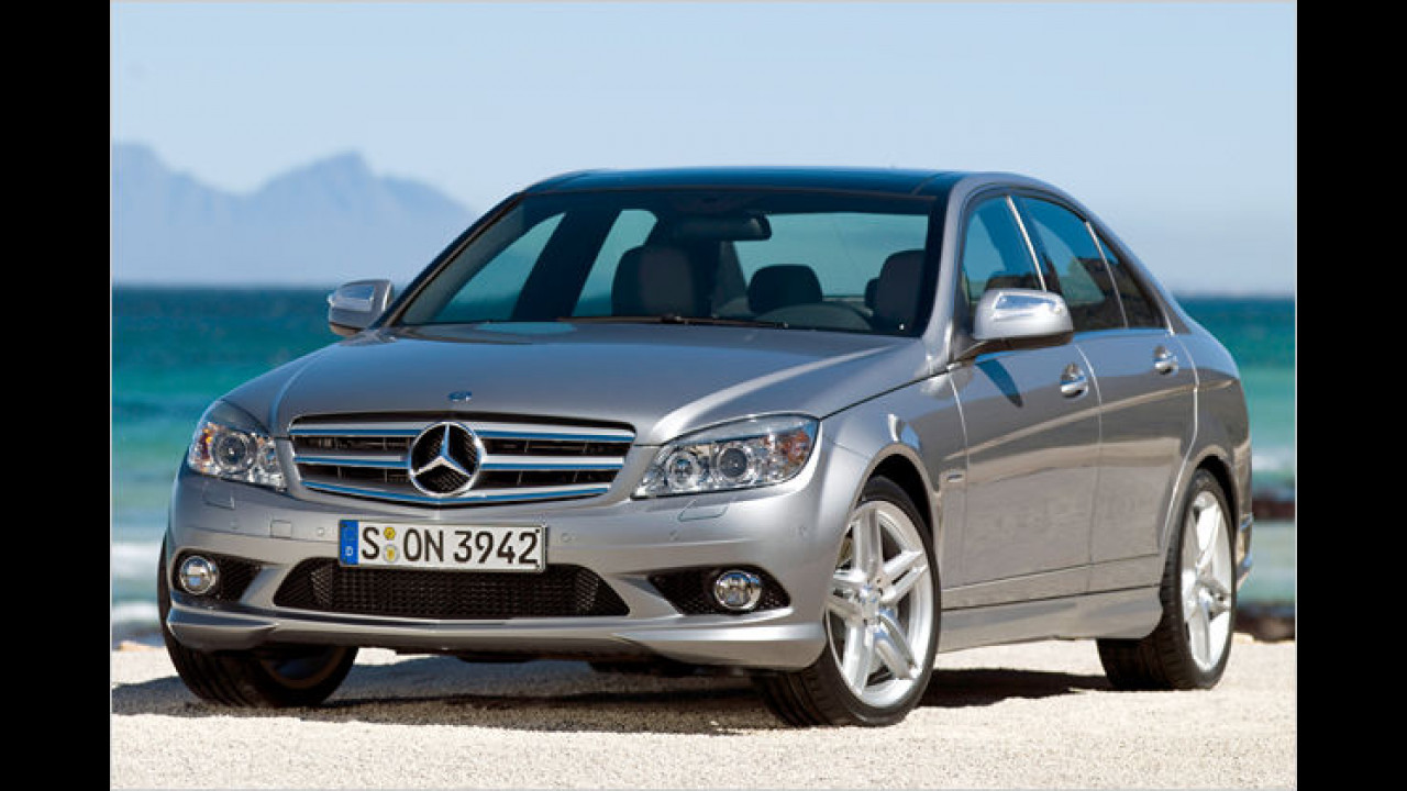 Mercedes C 180 K BlueEFFICIENCY