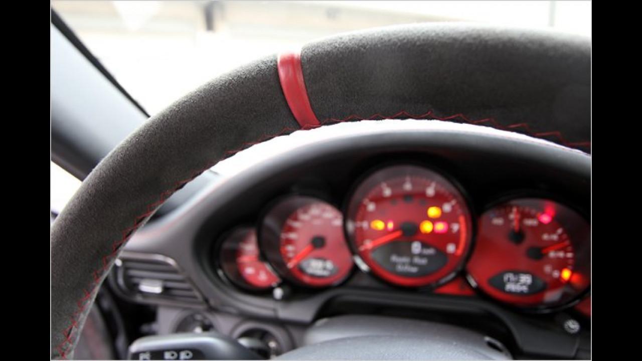 Cargraphic Porsche 997 Turbo GTR RSC 3.6