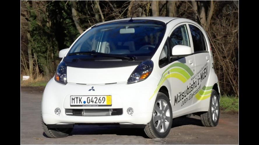 Mitsubishi i-MiEV (2010) im Test