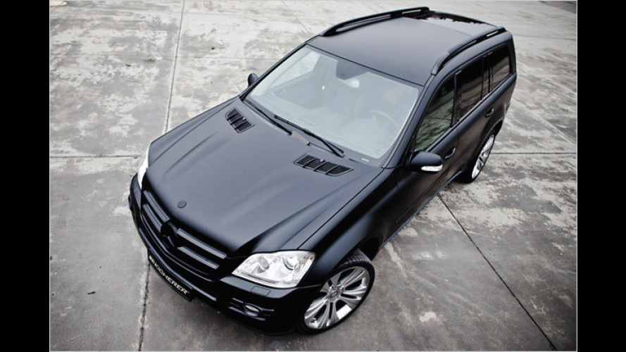 Bad-Boy-SUV: Kicherer GL 42 Sport Black