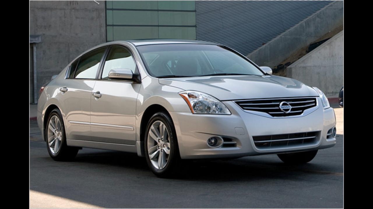 Platz 11: Nissan Altima