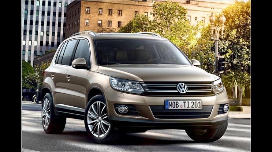VW Tiguan: Endlich ist das Facelift da