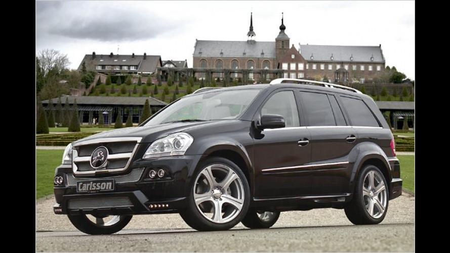 Breiter Luxus: Carlsson nimmt sich Edel-SUV vor
