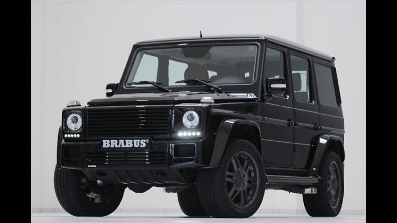 Männerauto: Brabus G V12 S Biturbo