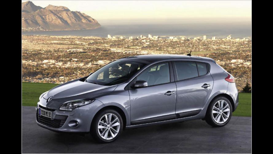 Neuer Renault Mégane: Den Fünftürer gibt es ab 16.900 Euro