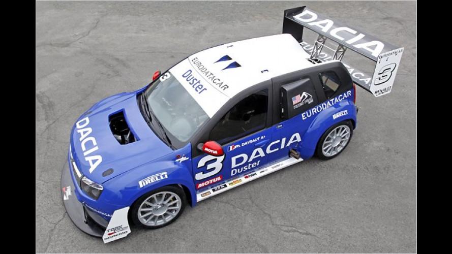 Dacia Duster: Krasser Monster-Rumäne mit 850 PS