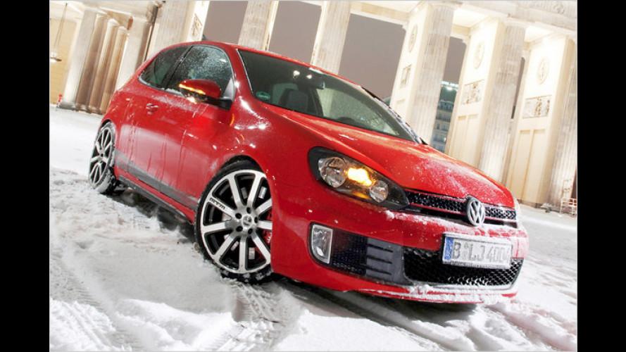 MTM: Noch viel mehr Power für die starken VW Gölfe