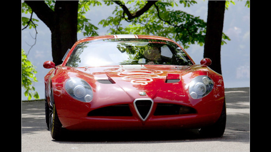 Alfa Romeo TZ3 Corsa: Präsent mit Power