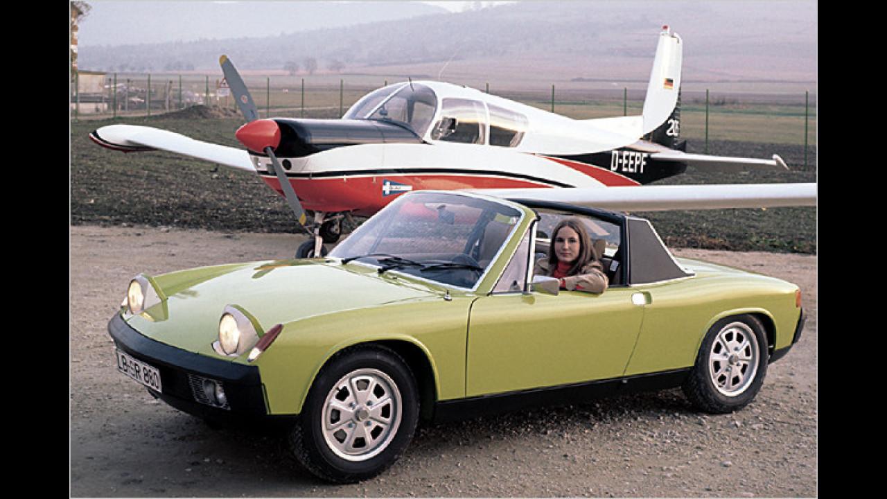VW-Porsche 914: