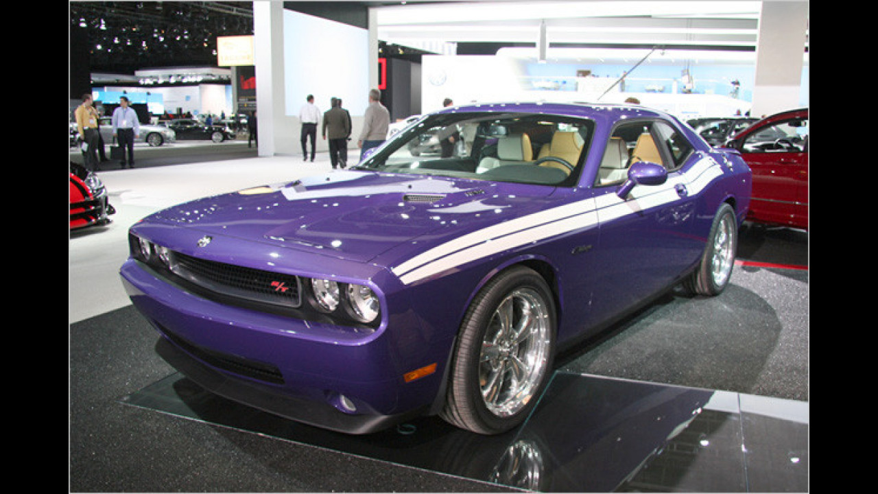 Dodge Challenger ,Gone Plum Crazy