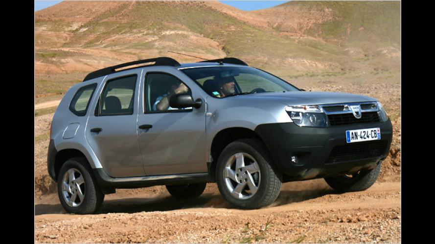 """Alles andere als ,Duster"""": Preisbrecher von Dacia im Test"""