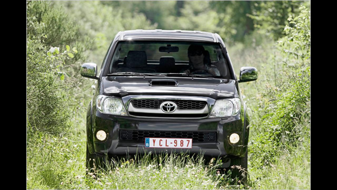 Toyota Hilux 2.5 D-4D Single Cab 4x2