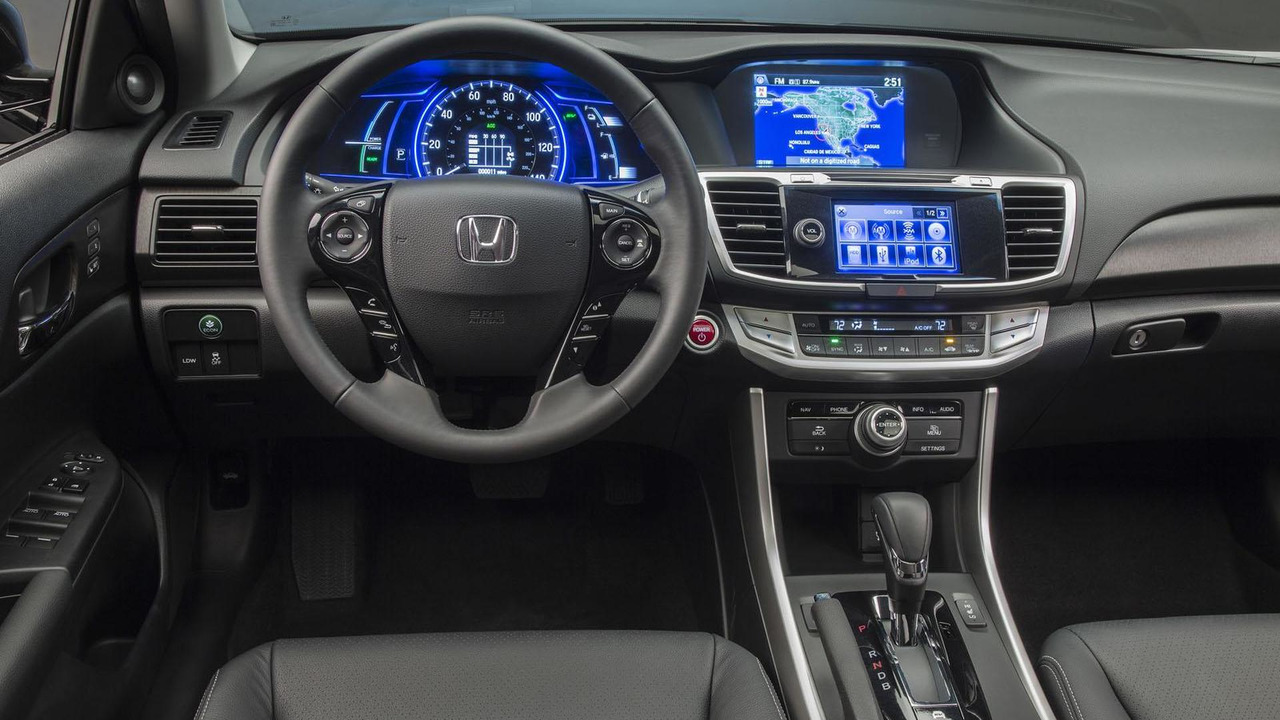 Beautiful 2014 Honda Accord Hybrid 20.6.2013