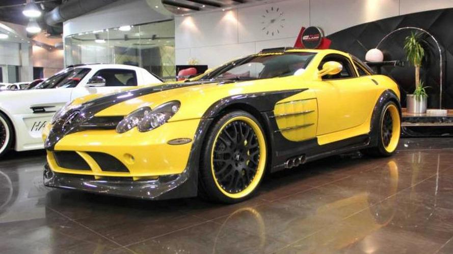 Mercedes-Benz SLR Hamann Volcano on sale in Dubai