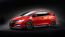 Honda Civic Type R concept leaked photo