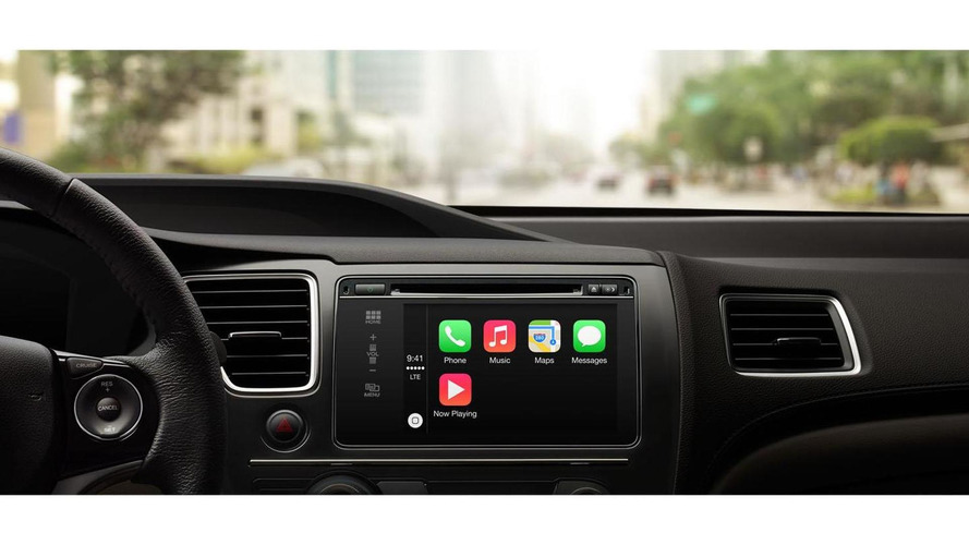 Apple CarPlay to debut in Geneva, will intially be supported by Ferrari, Mercedes and Volvo