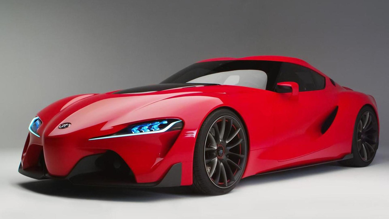 Toyota Supra 2016 >> Toyota Confirms Supra Revival Concept For 2016 Reveal