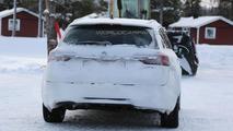 2016 Opel Insignia mule spy photo