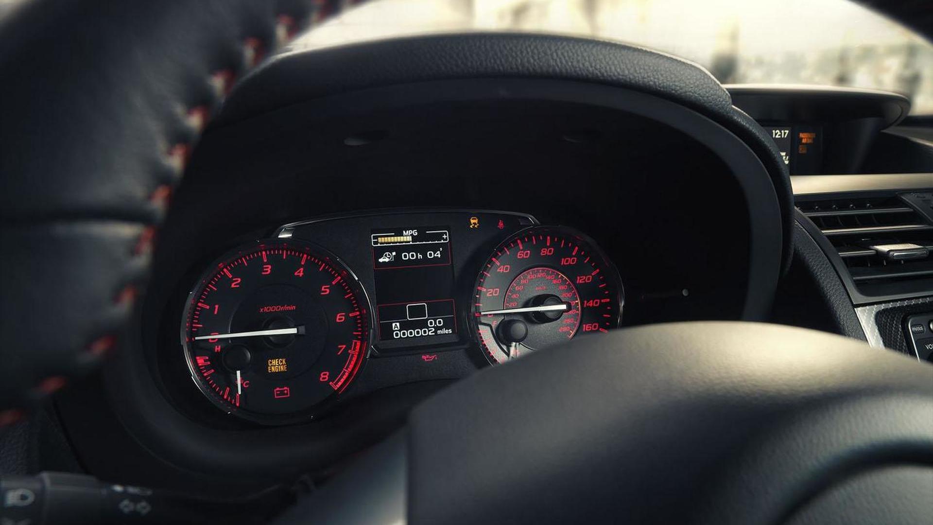 Subaru Wrx 0 60 >> 2015 Subaru Wrx Gets Detailed Can Accelerate From 0 60 Mph