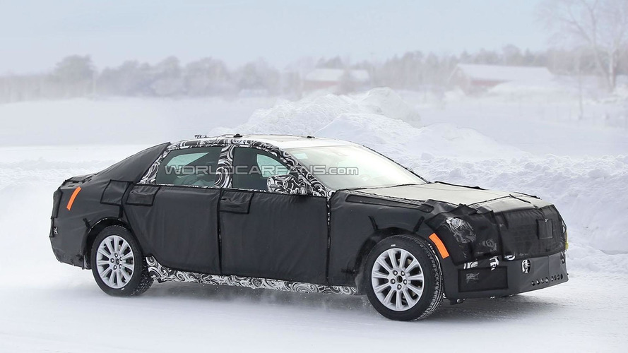 Cadillac CT6 rumored to get aluminum body