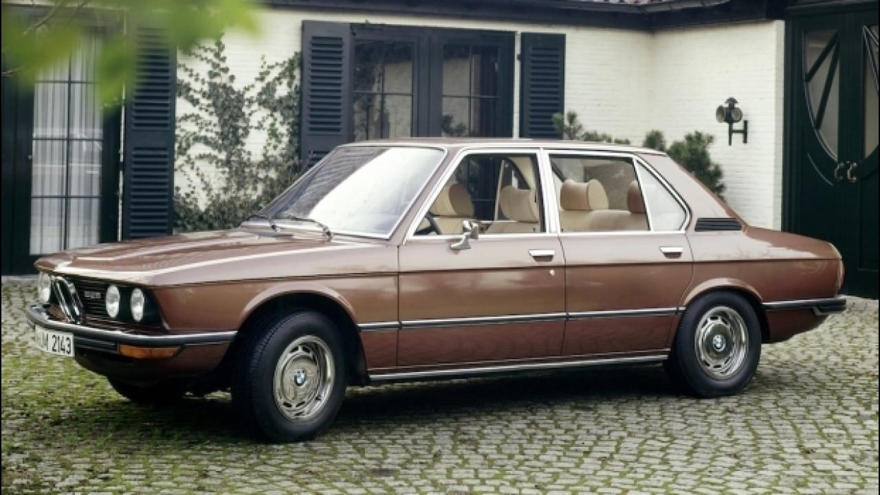 [Copertina] - BMW Serie 5, evoluzione di un classico