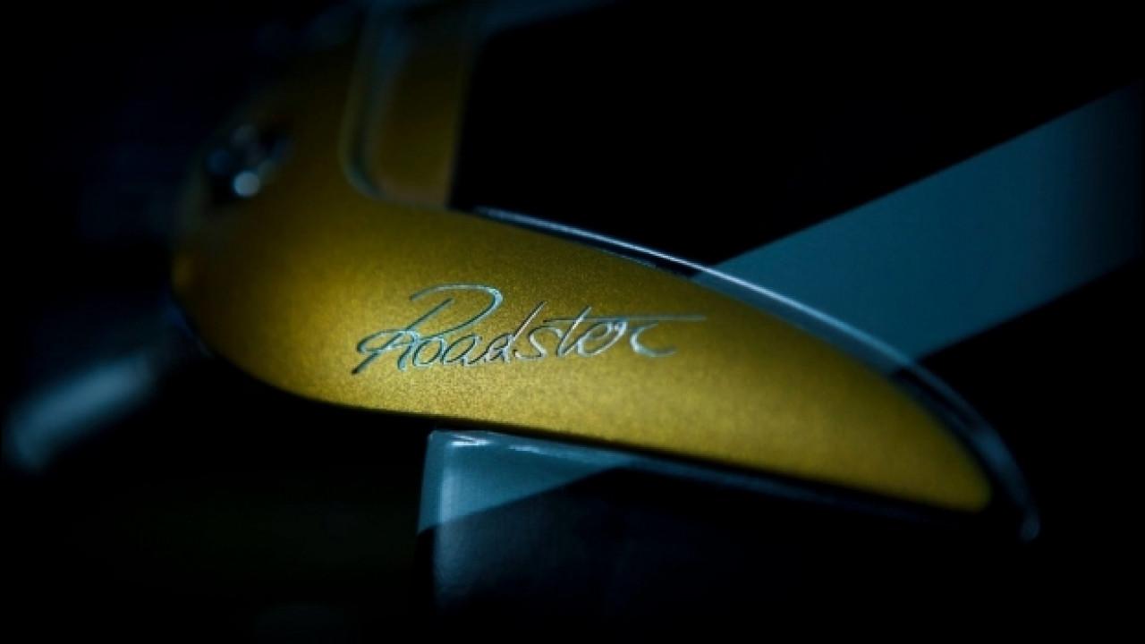 [Copertina] - Pagani, ultimo teaser per la Huayra Roadster