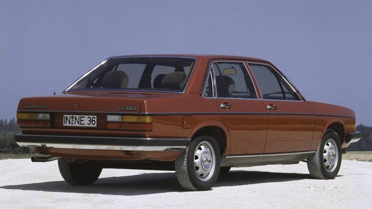 Audi 100 5D (1978)