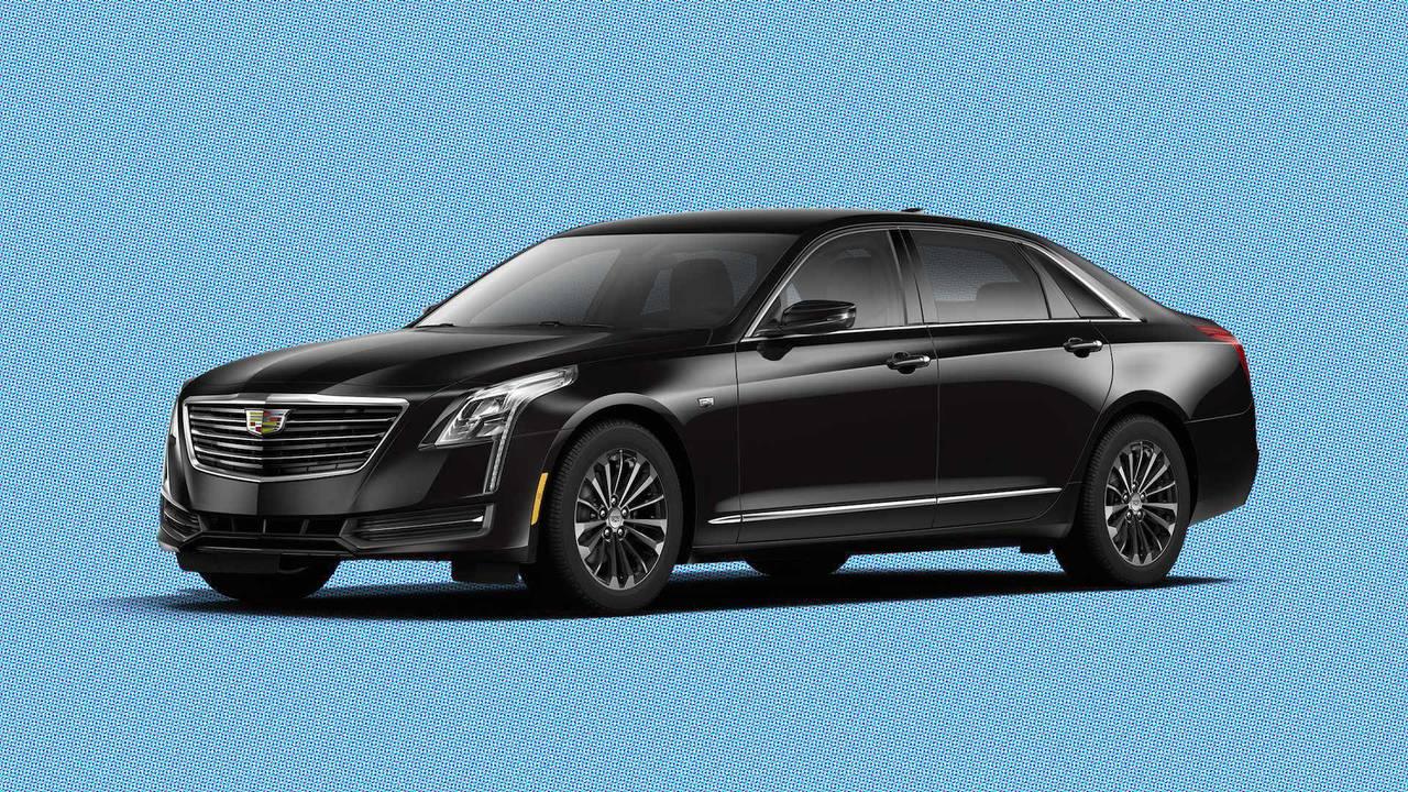 Full-size Luxury Cars
