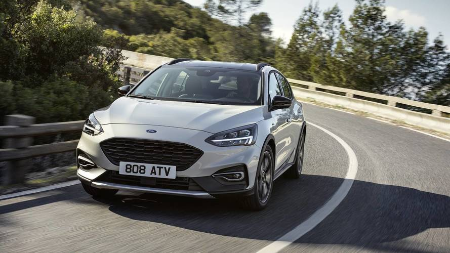 2019 Ford Focus Active revealed