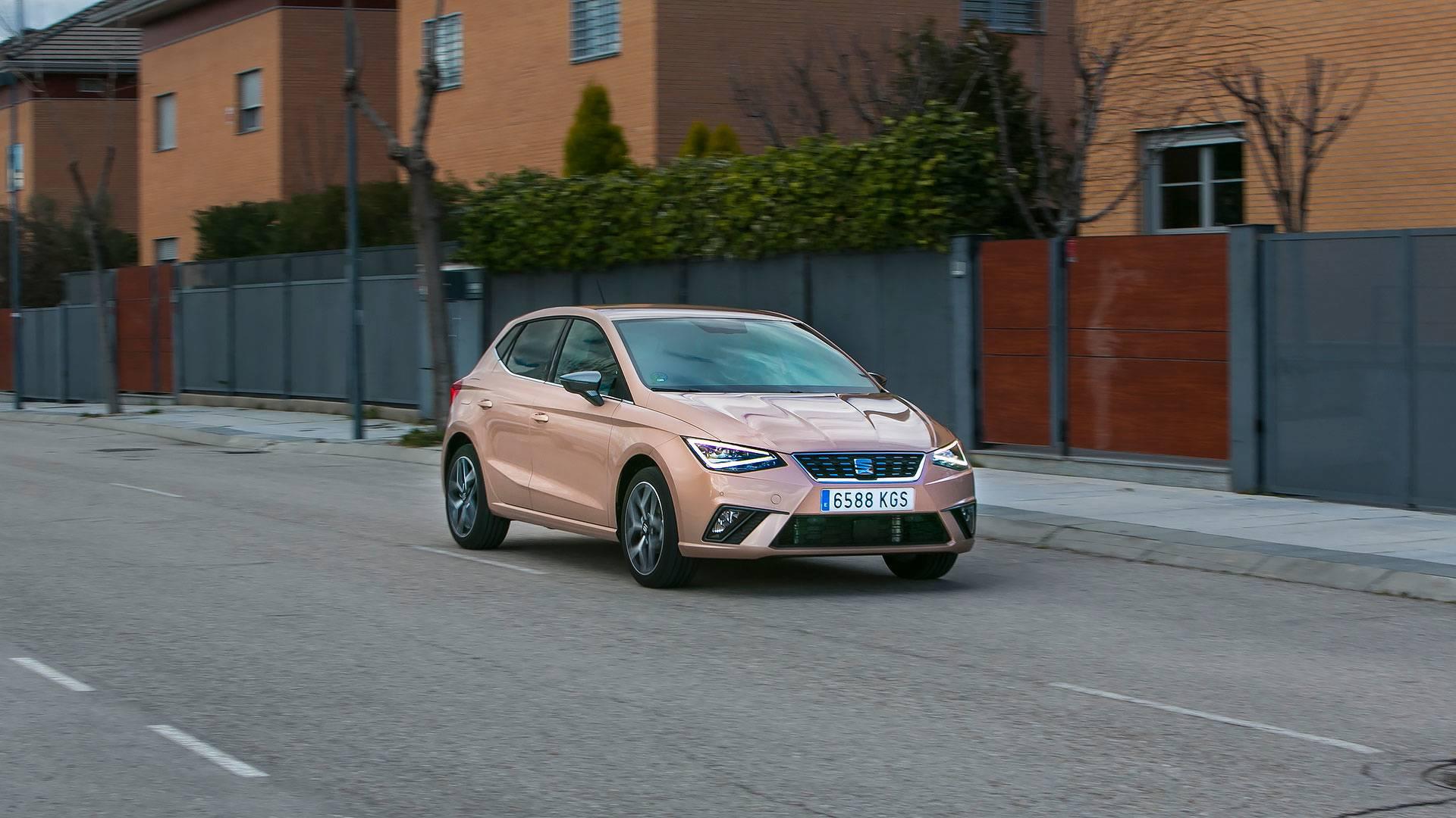 Test SEAT Ibiza 1.0 TGI 90 CV Xcellence 2018