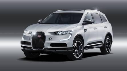 Bugatti CEO'su, firmanın SUV ve hibrit planlarını doğruladı