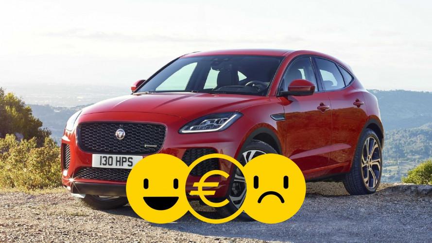 Promozione Jaguar E-Pace, perché conviene e perché no