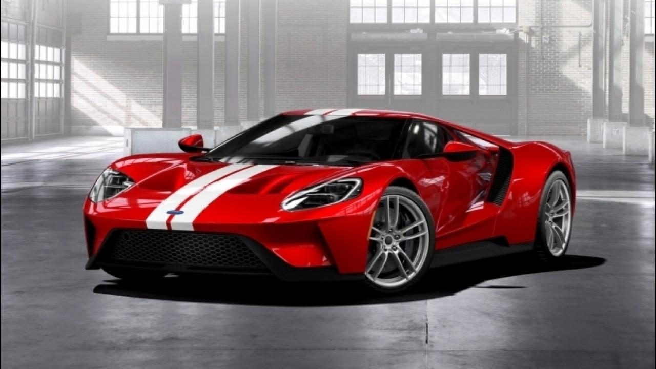[Copertina] - Ford GT, la produzione verrà ampliata