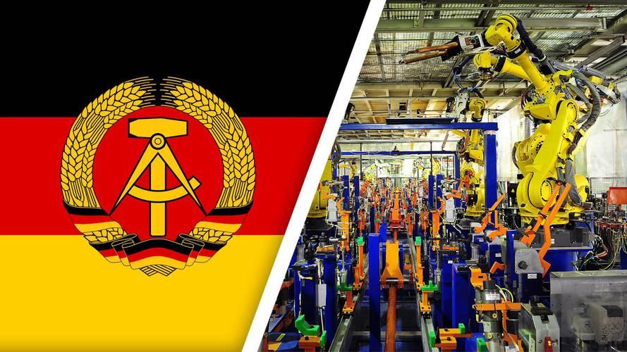 Quanta ex-Germania Est c'è nell'industria dell'auto tedesca?