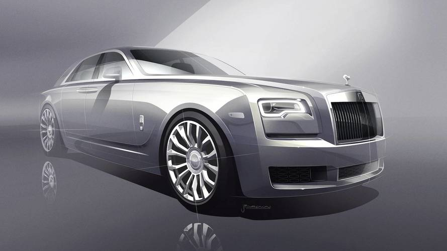 Rolls Royce présente la Silver Ghost Collection
