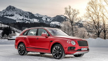 Test Bentley Bentayga V8