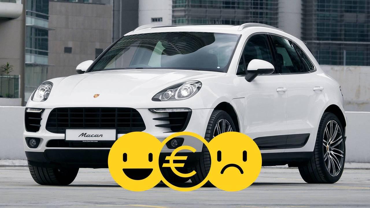 Promozione Porsche Macan