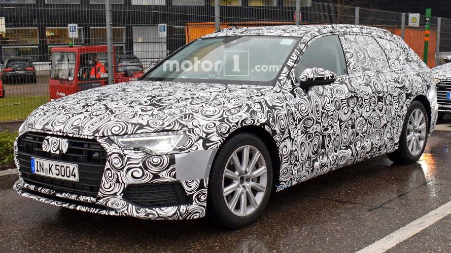 Audi A6 Avant Spied Looking More Production Ready Than Ever Before