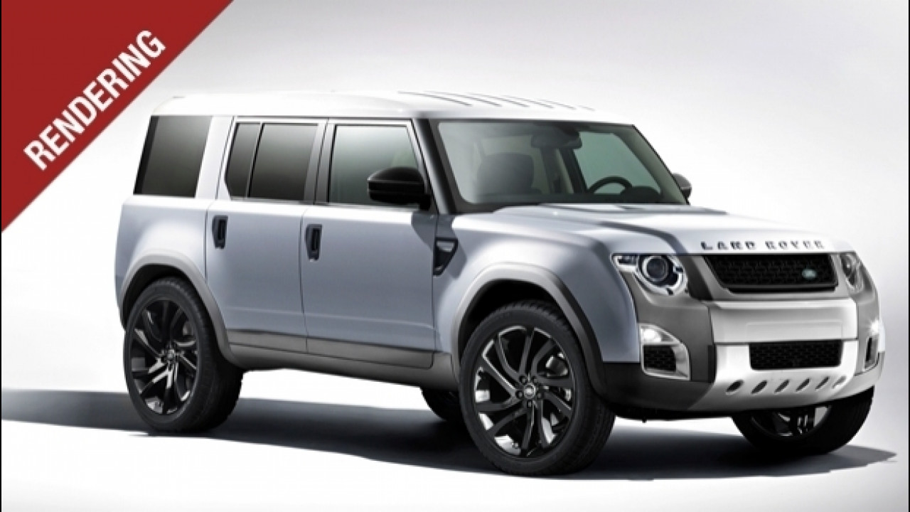[Copertina] - Land Rover Defender, l'erede del mito