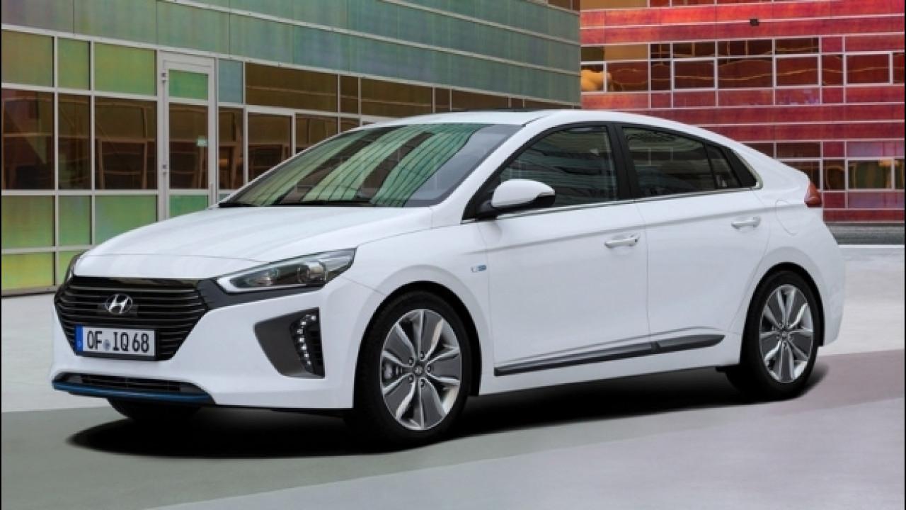 [Copertina] - Hyundai Ioniq arriva in Italia, ecco i prezzi