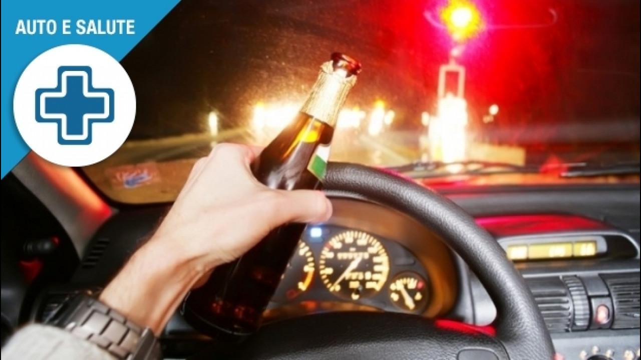 [Copertina] - Alcol alla guida, in Italia è la prima causa di morte per i giovani