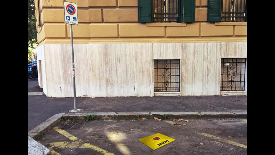 Tommy 2.0, a Roma torna il dissuasore acustico