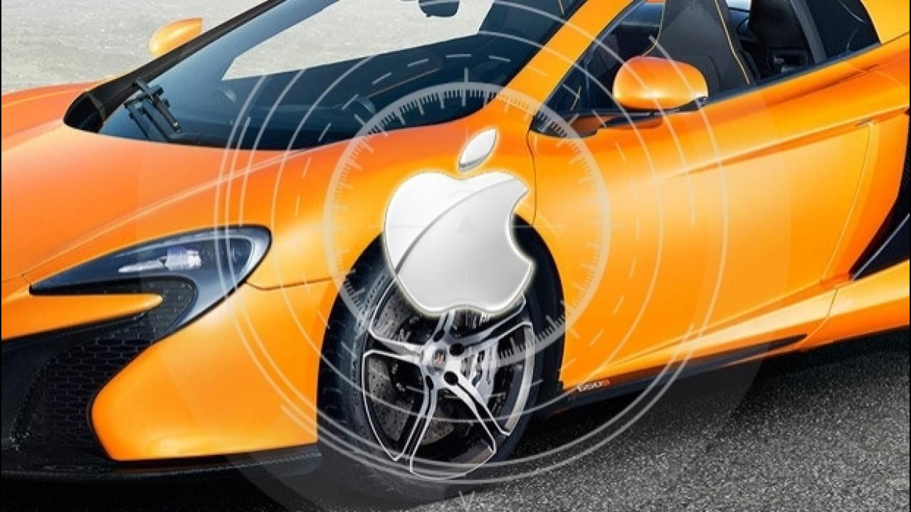 [Copertina] - Apple vuole McLaren, McLaren smentisce