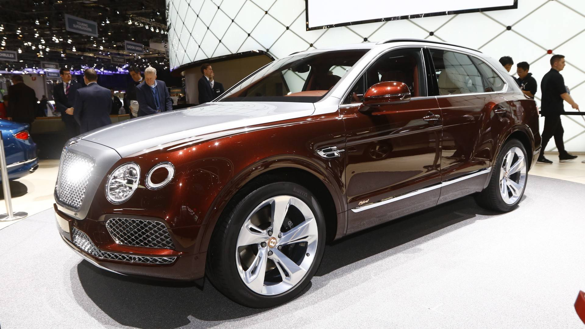 bentley expert designer electric описание