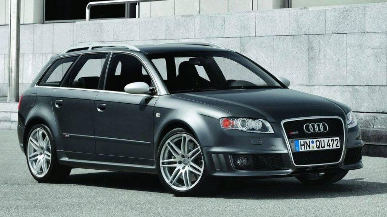 2007 World Performance Car: Audi RS 4 Avant