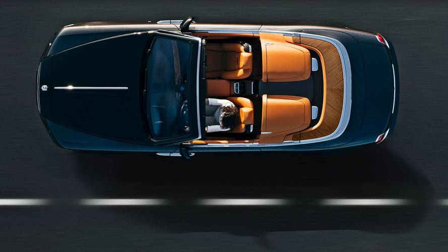 Rolls-Royce - Genfi Autószalon