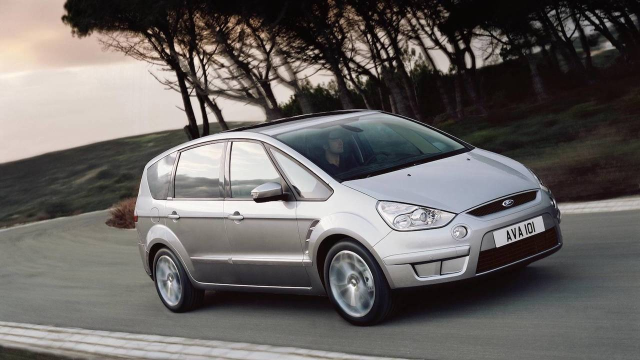 2007: Ford S-MAX