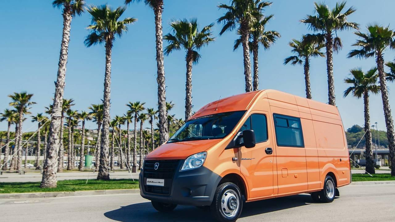 GAZelle Next Panelvan