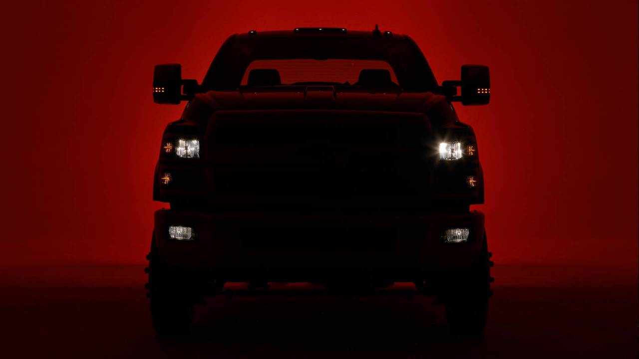 Chevy 4500HD 5500HD Teaser